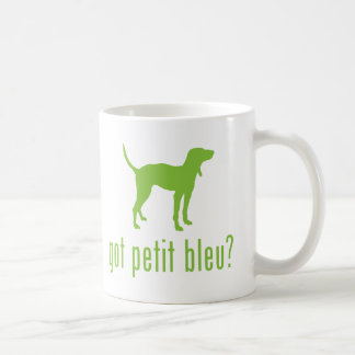 Petit Bleu de Gascogne Mugs