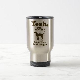 Petit Bleu de Gascogne Coffee Mug