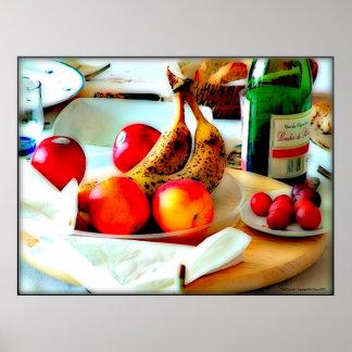 Petit Dejeuner | Poster Print
