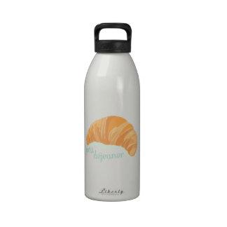 Petit Dejeuner Water Bottles