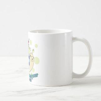 Petit garçon à Papa Coffee Mugs
