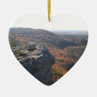 Petit Jean State Park Arkansas Christmas Ornament