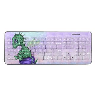 PETIT LEZY ALIEN Custom Wireless Keyboard 2