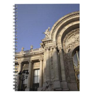 Petit Palais. Paris. France Notebooks