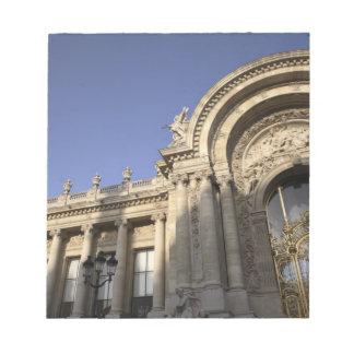 Petit Palais. Paris. France Notepad