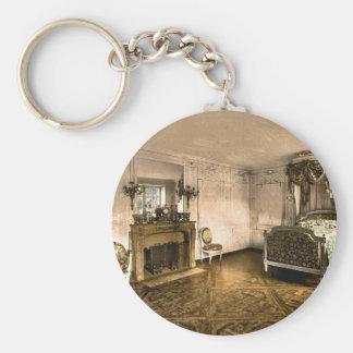 Petit Trianon, chamber of Marie Antoinette, Versai Key Chain