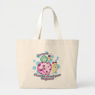 Petite Fille à Maman Tote Bag
