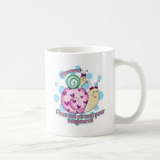 Petite Fille à Maman Coffee Mug