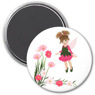 "PetitRose ""Little Flower Fairy"" , Magnet"