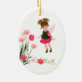 "PetitRose ""Little Flower Fairy"" , Ornament"