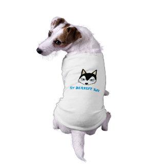 Petory Boss's Day for Pet Sleeveless Dog Shirt