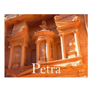 Petra Jordan Postcard Postcard