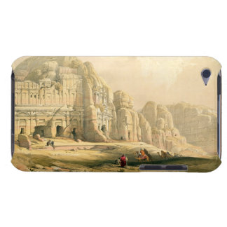 Petra, March 8th 1839, plate 96 from Volume III of Barely There iPod Covers