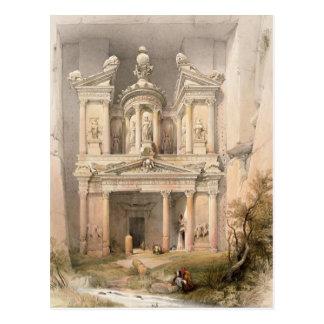 Petra Post Card