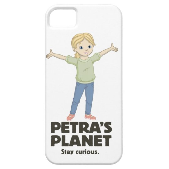 Petra's Planet iPhone Case