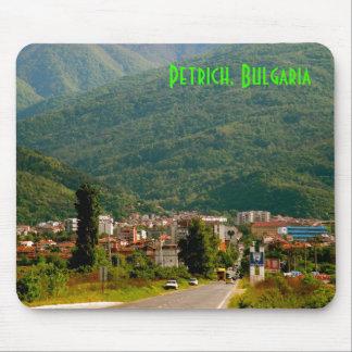 Petrich, Bulgaria Mouse Pad 1