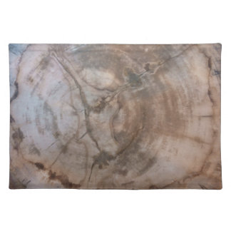 Petrified Wood Placemat