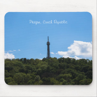 Petřín Lookout Tower Mouse Mat