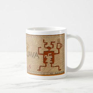 Petro Java! Basic White Mug