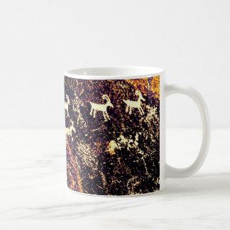 PETROGLYPHS NEVADA DESERT AMERICAN SOUTHWEST COFFEE MUG