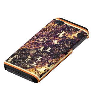 PETROGLYPHS NEVADA DESERT AMERICAN SOUTHWEST iPhone 4/4S CASE