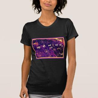 PETROGLYPHS NEVADA DESERT AMERICAN SOUTHWEST T-Shirt