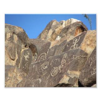 Petroglyphs Photo