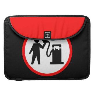 Petrol Suicide MacBook Pro Sleeve