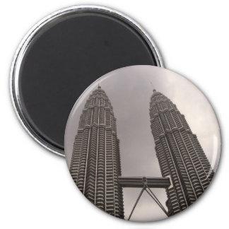 Petronas Towers Magnet