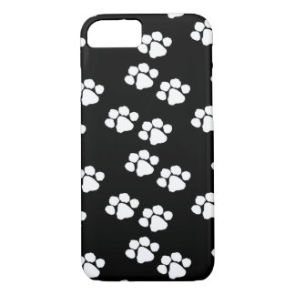 Pets Animal Paw Prints iPhone 8/7 Case