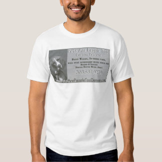 Pets Are People Too Denver T-shirts