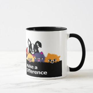 Pets Make A DIfference Mug