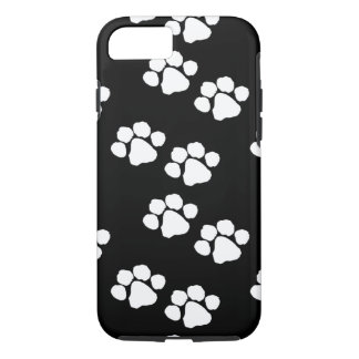 Pets Paw Prints iPhone 8/7 Case