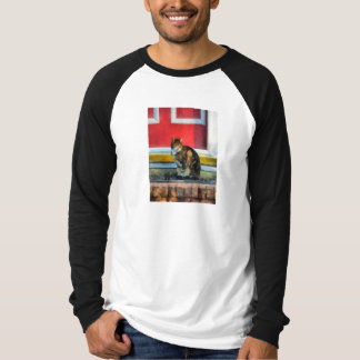 Pets - Tabby Cat by Red Door T-Shirt