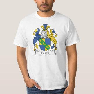 Pettie Family Crest T Shirt