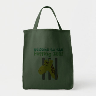 Petting Zoo Canvas Bags