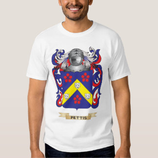 Pettis Coat of Arms (Family Crest) Shirt