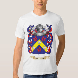 Pettis Coat of Arms (Family Crest) Shirts