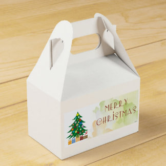 Petty cash for present favour box
