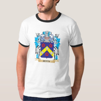 Petty Coat of Arms - Family Crest T Shirt