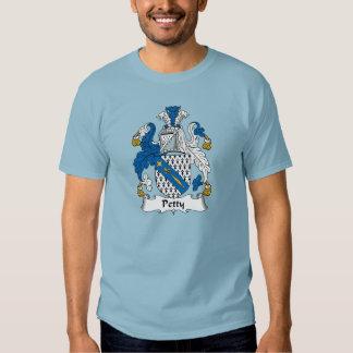 Petty Family Crest Tee Shirt