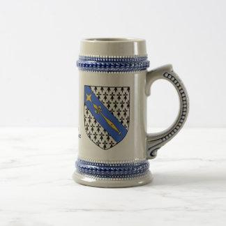 Petty Family Shield Mug