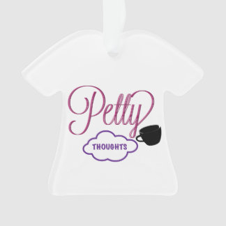 Petty Joy Ornament