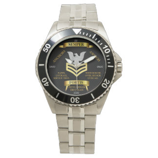 PETTY OFFICER FIRST CLASS WATCH