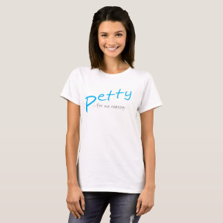 Petty Slant TShirt LightBlue