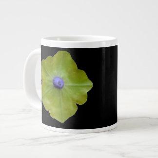 Petunia Green and Blue Mug