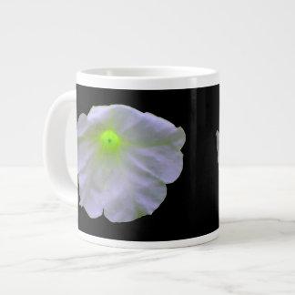 Petunia Green Glow Mug
