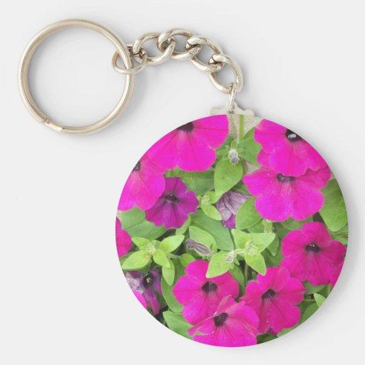 Petunia Keychains
