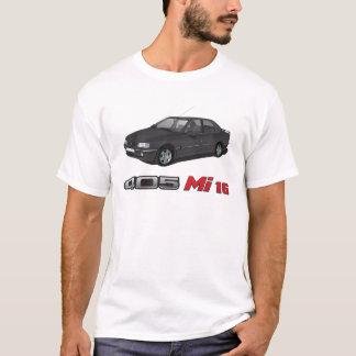 Peugeot 405 with Mi 16 red badge, black DIY T-Shirt