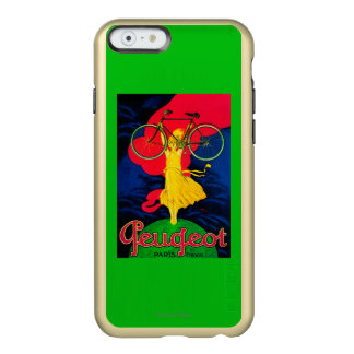 Peugeot Bicycle Vintage PosterEurope Incipio Feather® Shine iPhone 6 Case